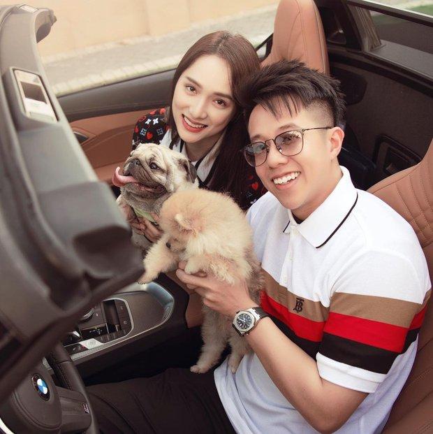 Matt Liu đột ngột có động thái mới, hé lộ tình trạng mối quan hệ với Hương Giang - Ảnh 1.