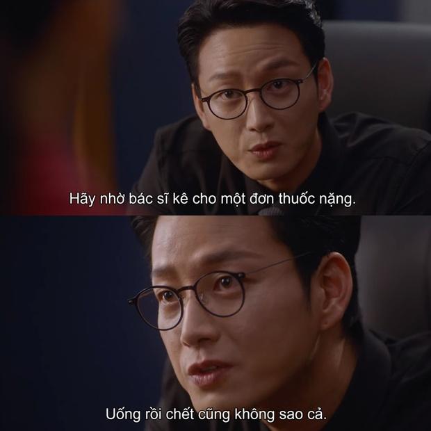 Loạt kẻ tình nghi ở án mạng Han Ji Yong (Mine): Mợ út (Lee Bo Young) giết chồng hay người chết lật kèo sốc óc? - Ảnh 10.