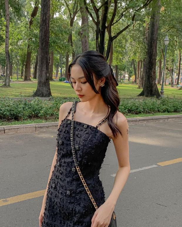 Đồ local brand mới toanh sao Việt vừa diện: Toàn kiểu sành điệu, nịnh dáng, mặc lên chất như nước cất - Ảnh 5.