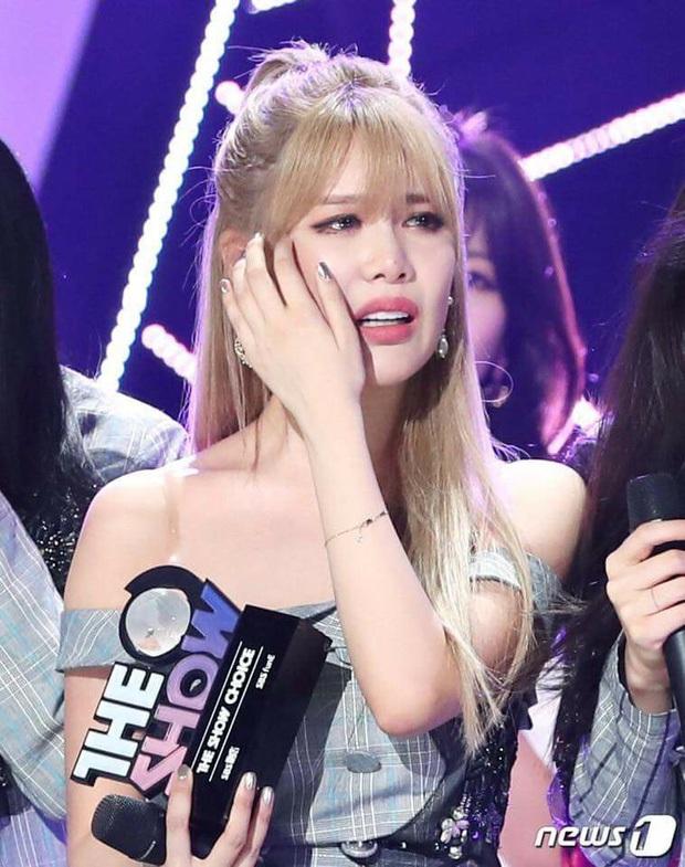 Encore buồn tủi nhất sự nghiệp của T-ara: khóc hết nước mắt sau 5 năm bị tẩy chay, nghẹn ngào chẳng nói nên lời - Ảnh 5.