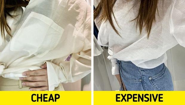 BTV thời trang chuột bạch áo quần đắt tiền và rẻ tiền, kết quả rút ra khiến chị em phải nghĩ lại câu của rẻ là của ôi! - Ảnh 4.