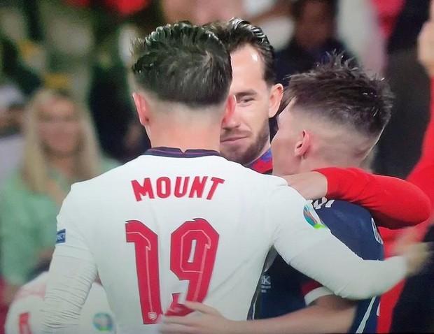EURO 2020: Phát hiện một cầu thủ Scotland mắc COVID-19 sau trận đấu với Anh - Ảnh 2.