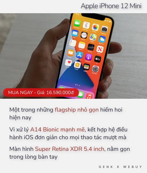 Chuyên trang công nghệ The Verge khẳng định đây là 10 smartphone đáng xuống tiền nhất nửa đầu 2021 - Ảnh 5.