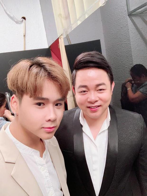 Con trai nuôi của Quang Lê từng thi The Voice Kids: Thân thiết với Phương Mỹ Chi, được giữ toàn bộ cát-xê dù chưa 18 tuổi - Ảnh 5.