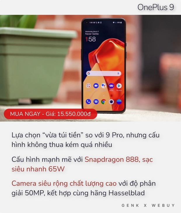 Chuyên trang công nghệ The Verge khẳng định đây là 10 smartphone đáng xuống tiền nhất nửa đầu 2021 - Ảnh 7.