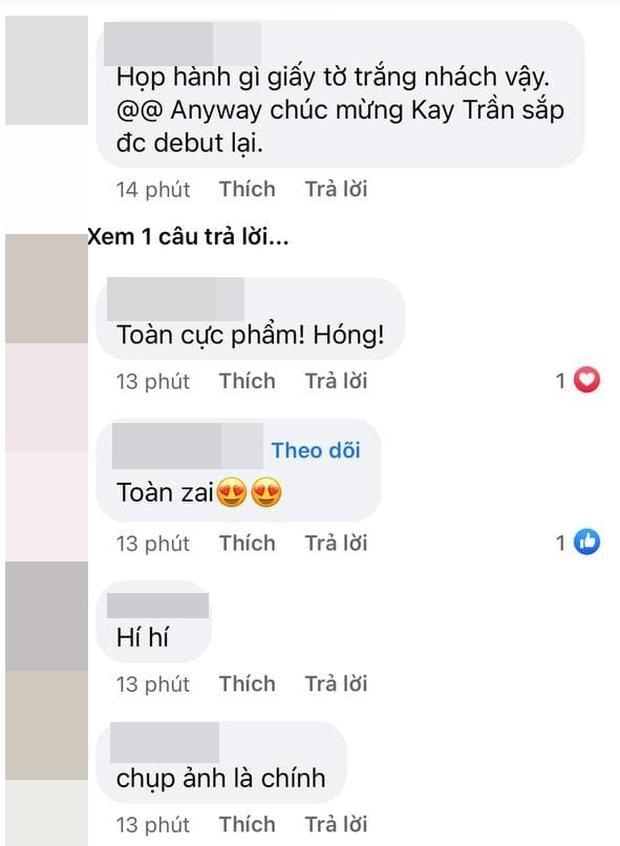 Sơn Tùng, Kay Trần và dàn staff công ty M-TP họp thật trân quá: Giấy trắng còn nguyên, xem ảnh xong dân tình chỉ muốn hô Cắt, bớt diễn! - Ảnh 11.