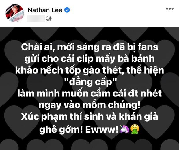 Nathan Lee bức xúc khi xem clip giám khảo Vietnams Next Top Model gào thét, ngỏ ý muốn trở lại show? - Ảnh 2.