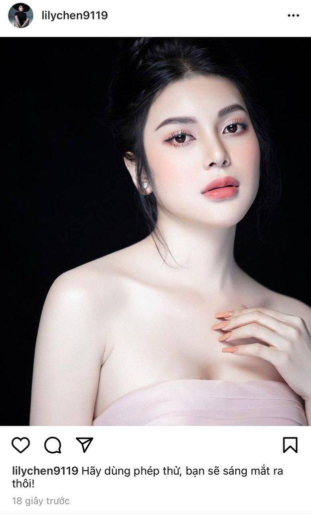 Động thái đối lập của Lily Chen và Ngọc Trinh sau drama yêu tỷ phú: Bên ẩn ý cực gắt, bên giữ mãi thái độ quen thuộc - Ảnh 2.
