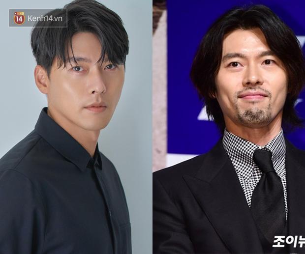 Rất nhiều mỹ nam màn ảnh Hàn xuống sắc vì tóc dài, chỉ trừ 1 người - Ảnh 4.