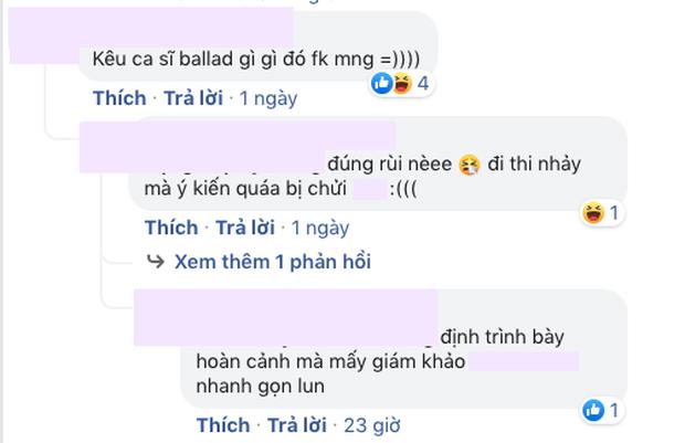 Netizen tranh cãi lời biện minh của Phạm Đình Thái Ngân tại Sàn Đấu Vũ Đạo, còn cà khịa luôn lùm xùm nụ hôn tình bạn - Ảnh 6.