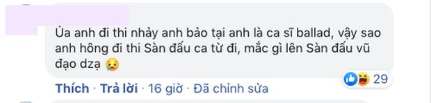 Netizen tranh cãi lời biện minh của Phạm Đình Thái Ngân tại Sàn Đấu Vũ Đạo, còn cà khịa luôn lùm xùm nụ hôn tình bạn - Ảnh 8.