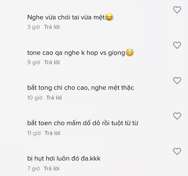 Nam ca sĩ gây ồn ào với loạt ca khúc nhạc Hoa lời Việt vấp phải gạch đá khi hát dân ca: Nghe vừa chói tai vừa mệt - Ảnh 5.