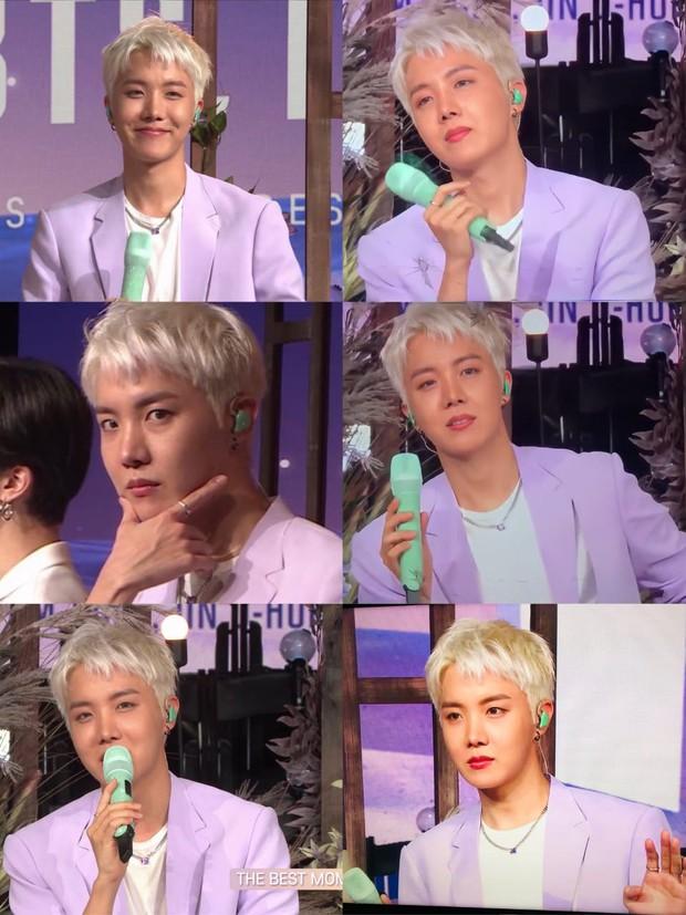 Thêm 1 thành viên của BTS gây bão MXH nhờ thay đổi kiểu tóc, dù hơi giả trân nhưng giúp thăng hạng visual ra phết! - Ảnh 4.
