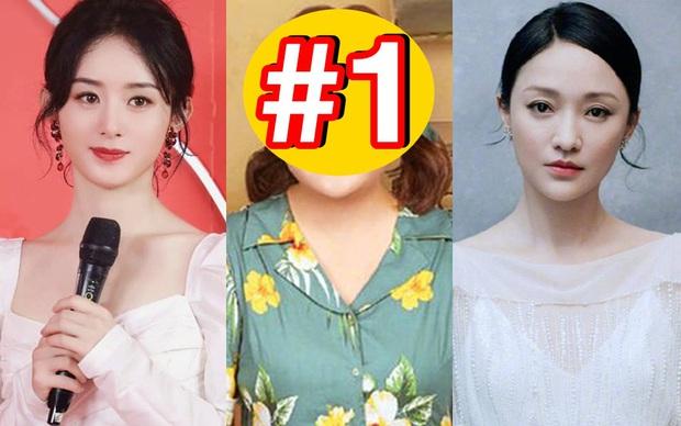 BXH sao nữ Hoa ngữ thu bộn nhất ngoài rạp: Triệu Lệ Dĩnh gấp 33 lần Dương Tử, quán quân ẵm bạc tỷ cùng loạt kỷ lục đắt giá - Ảnh 1.
