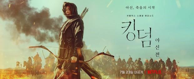 Bom tấn xác sống Kingdom tung teaser xịn đét: Jeon Ji Hyun bay như chim, tung dịch zombie cho cả làng - Ảnh 7.
