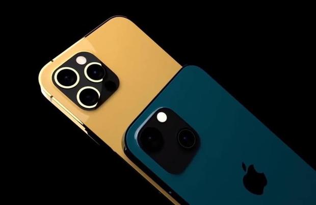Xuất hiện concept iPhone 13 đẹp mãn nhãn với 7749 tuỳ chọn màu sắc cực đỉnh, chỉ muốn nhiều tiền để tậu hết thôi! - Ảnh 2.