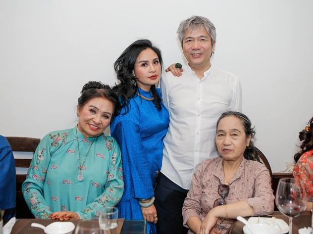 Diva Thanh Lam tổ chức lễ dạm ngõ với bạn trai bác sĩ ở tuổi 51, nụ cười hạnh phúc chứng minh tất cả! - Ảnh 3.