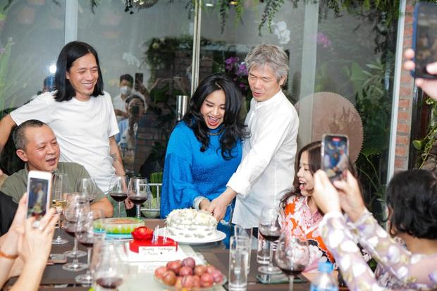 Diva Thanh Lam tổ chức lễ dạm ngõ với bạn trai bác sĩ ở tuổi 51, nụ cười hạnh phúc chứng minh tất cả! - Ảnh 6.