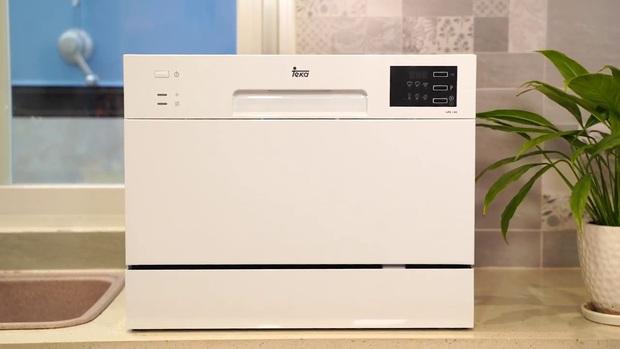 Tổng hợp máy rửa bát mini giá phải chăng giúp chị em tiết kiệm thời gian dọn rửa - Ảnh 13.