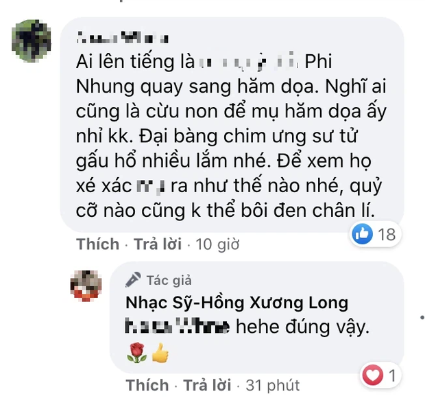 Nhạc sĩ hit Lỡ Duyên bất ngờ tố bị Phi Nhung uy hiếp, doạ đưa ra toà và lên hẳn sóng truyền hình? - Ảnh 3.