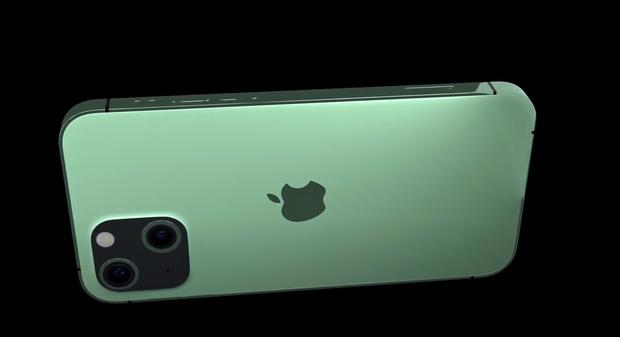 Xuất hiện concept iPhone 13 đẹp mãn nhãn với 7749 tuỳ chọn màu sắc cực đỉnh, chỉ muốn nhiều tiền để tậu hết thôi! - Ảnh 4.