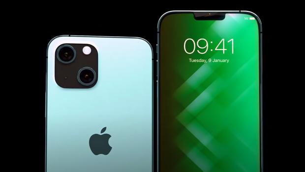 Xuất hiện concept iPhone 13 đẹp mãn nhãn với 7749 tuỳ chọn màu sắc cực đỉnh, chỉ muốn nhiều tiền để tậu hết thôi! - Ảnh 6.