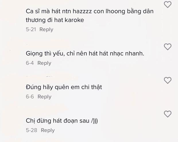 Chi Pu hiếm hoi cover hit đình đám của chị đẹp Mỹ Tâm, netizen than rằng: Rớt nhịp hoài, nhặt mà thấy tức á! - Ảnh 5.