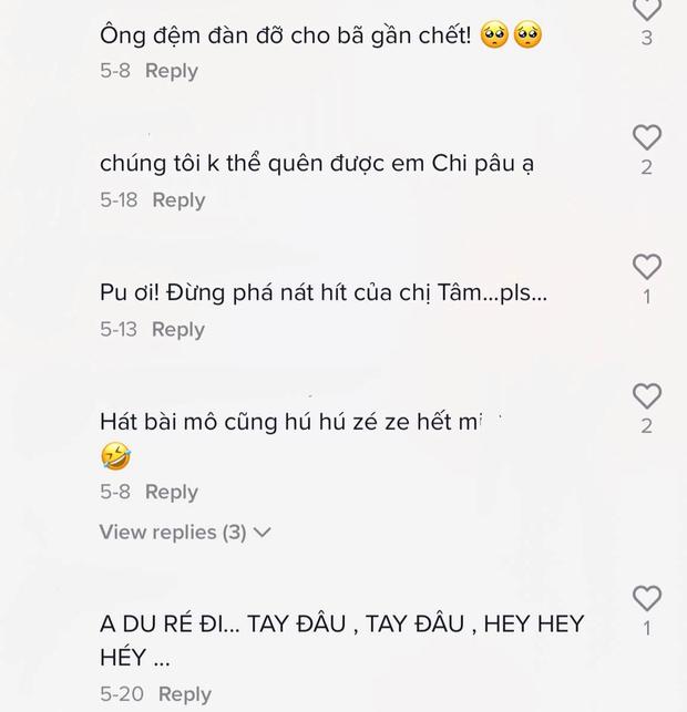 Chi Pu hiếm hoi cover hit đình đám của chị đẹp Mỹ Tâm, netizen than rằng: Rớt nhịp hoài, nhặt mà thấy tức á! - Ảnh 6.