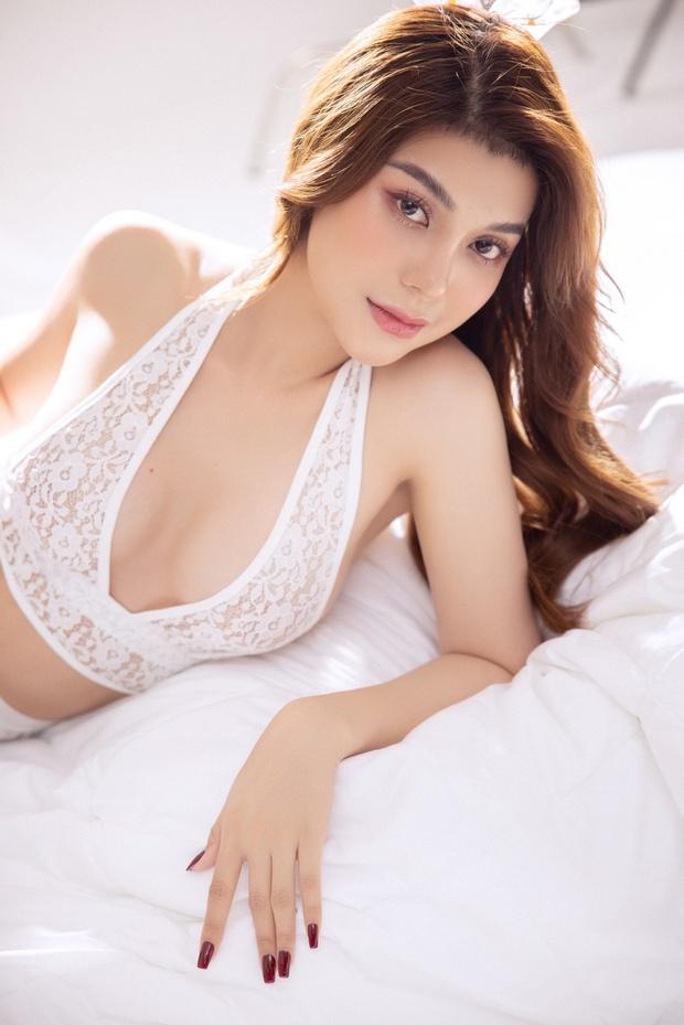 Lily Chen: Nàng Ngọc nữ bolero dịu dàng trên sân khấu, sexy đến nghẹt thở ở ngoài đời - Ảnh 6.
