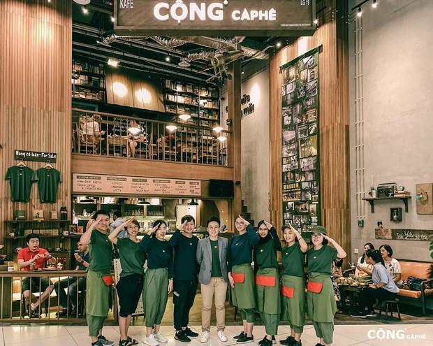 Tiếp nối Cộng, Phúc Long mở cửa hàng đầu tiên ở nước ngoài với thiết kế đậm chất Việt Nam, fan rục rịch hẹn ngày được check-in - Ảnh 6.