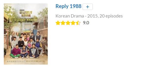 14 phim Hàn được netizen quốc tế chấm điểm cao ngất: Hospital Playlist đứng top 2, số 1 khiến ai cũng ngỡ ngàng - Ảnh 18.