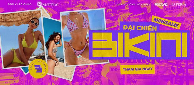 Meo Xinh - tiểu thư Hà Nội lần đầu khoe hình với bikini, nhan sắc và thần thái tuổi 15 đỉnh quá trời ơi - Ảnh 7.