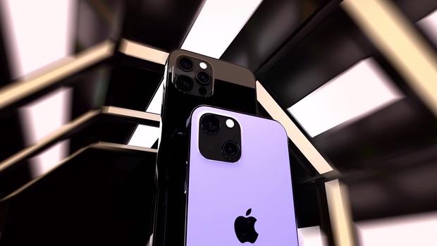 Xuất hiện concept iPhone 13 đẹp mãn nhãn với 7749 tuỳ chọn màu sắc cực đỉnh, chỉ muốn nhiều tiền để tậu hết thôi! - Ảnh 1.