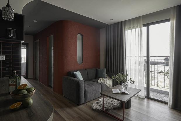 Mua nhà Vinhomes, trai Sài Gòn đập thêm 320 triệu để thiết kế không gian cực nghệ, lại chọn toàn tone màu khó chơi - Ảnh 1.