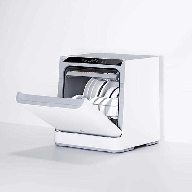 Tổng hợp máy rửa bát mini giá phải chăng giúp chị em tiết kiệm thời gian dọn rửa - Ảnh 7.