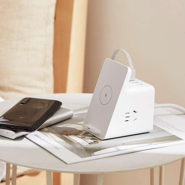 Tuyển tập đế sạc không dây xịn xò đáng để bạn mở ví, có loại còn khử trùng cực hay - Ảnh 5.