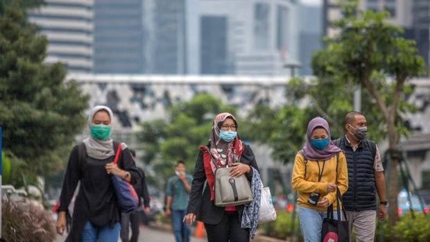 Indonesia vượt mốc 2 triệu ca Covid-19, đối diện nguy cơ khủng hoảng y tế - Ảnh 1.