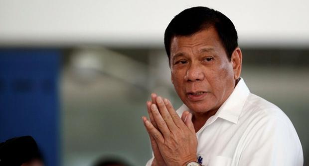 Tổng thống Philippines dọa bỏ tù những người từ chối tiêm vaccine ngừa Covid-19 - Ảnh 1.