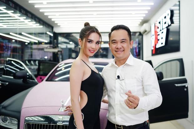 Hóa ra bóng hồng của Mr. Xuân Hoàn là người đứng sau thành công của The Voice, The Face, Thách Thức Danh Hài... - Ảnh 1.