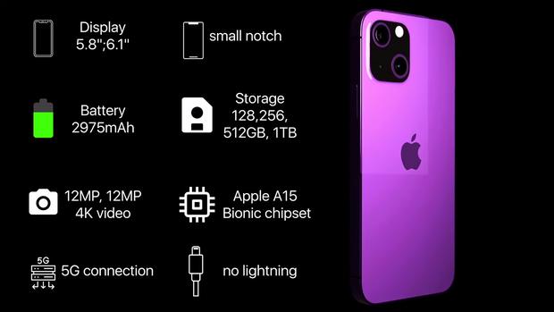 Xuất hiện concept iPhone 13 đẹp mãn nhãn với 7749 tuỳ chọn màu sắc cực đỉnh, chỉ muốn nhiều tiền để tậu hết thôi! - Ảnh 11.