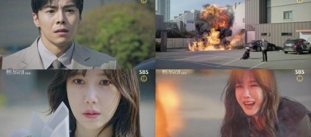 10 cảnh phim bi ai tột đỉnh ở màn ảnh Hàn, đến giờ vẫn khóc nấc khi xem cặp phụ Crash Landing On You chia lìa - Ảnh 1.