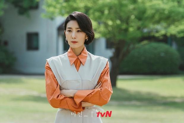 6 chị đẹp phim Hàn đã giàu còn giỏi làm khán giả u mê: Tài phiệt Son Ye Jin, bà cả Mine phải lép vế trước số 1 - Ảnh 5.