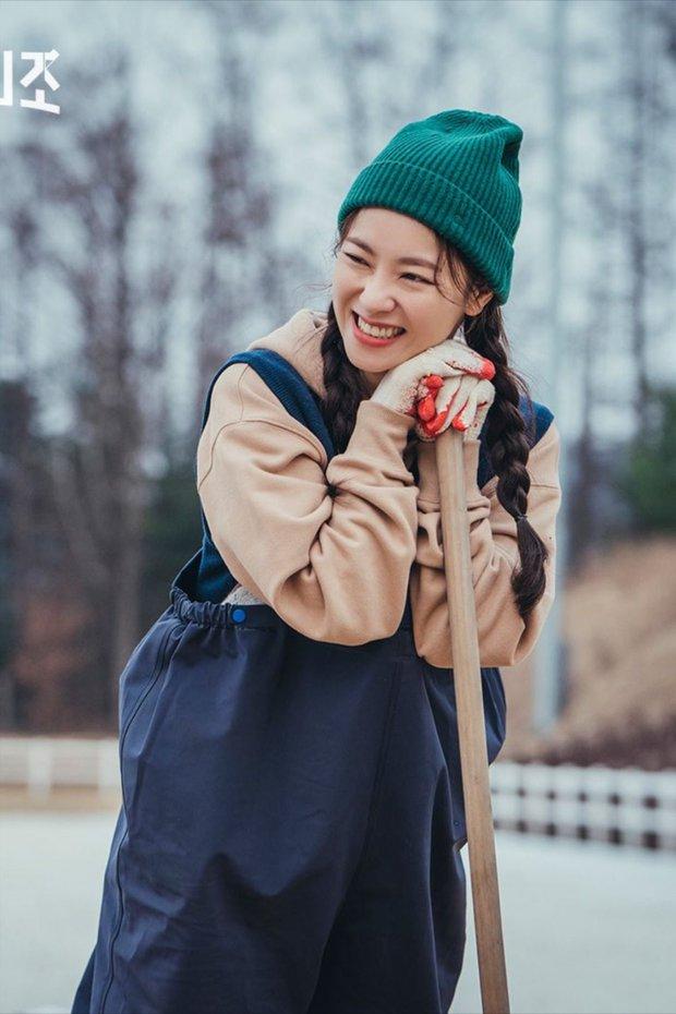 6 chị đẹp phim Hàn đã giàu còn giỏi làm khán giả u mê: Tài phiệt Son Ye Jin, bà cả Mine phải lép vế trước số 1 - Ảnh 11.