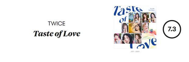 Album của TWICE lập kỳ tích mới vượt xa BLACKPINK và BTS, được Pitchfork đánh giá cao hơn cả album Justin Bieber, Taylor Swift - Ảnh 2.