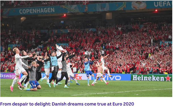 Báo chí thế giới ngã mũ thán phục trước màn thoát hiểm thần kỳ của Đan Mạch ở Euro 2020 - Ảnh 6.