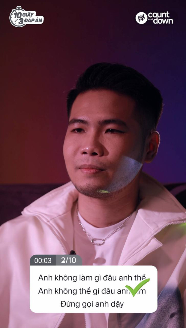 Phúc Du tố Bích Phương lười nhất công ty, Hứa Kim Tuyền gạt BLACKPINK, Sơn Tùng để chọn nghe nhạc người này - Ảnh 7.