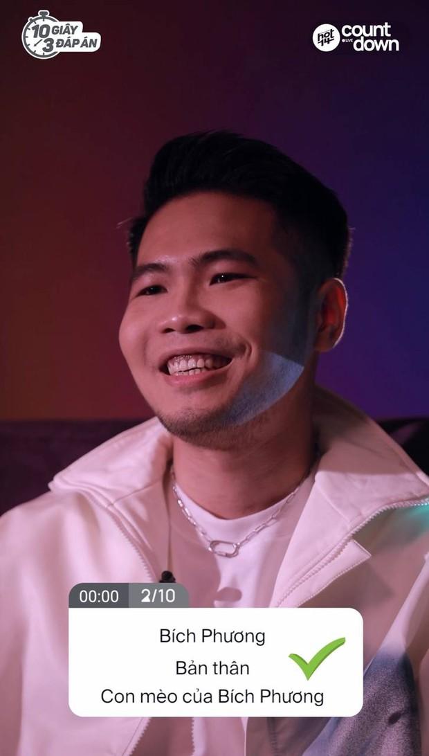 Phúc Du tố Bích Phương lười nhất công ty, Hứa Kim Tuyền gạt BLACKPINK, Sơn Tùng để chọn nghe nhạc người này - Ảnh 4.