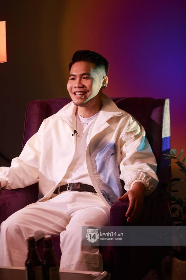 Phúc Du tố Bích Phương lười nhất công ty, Hứa Kim Tuyền gạt BLACKPINK, Sơn Tùng để chọn nghe nhạc người này - Ảnh 5.