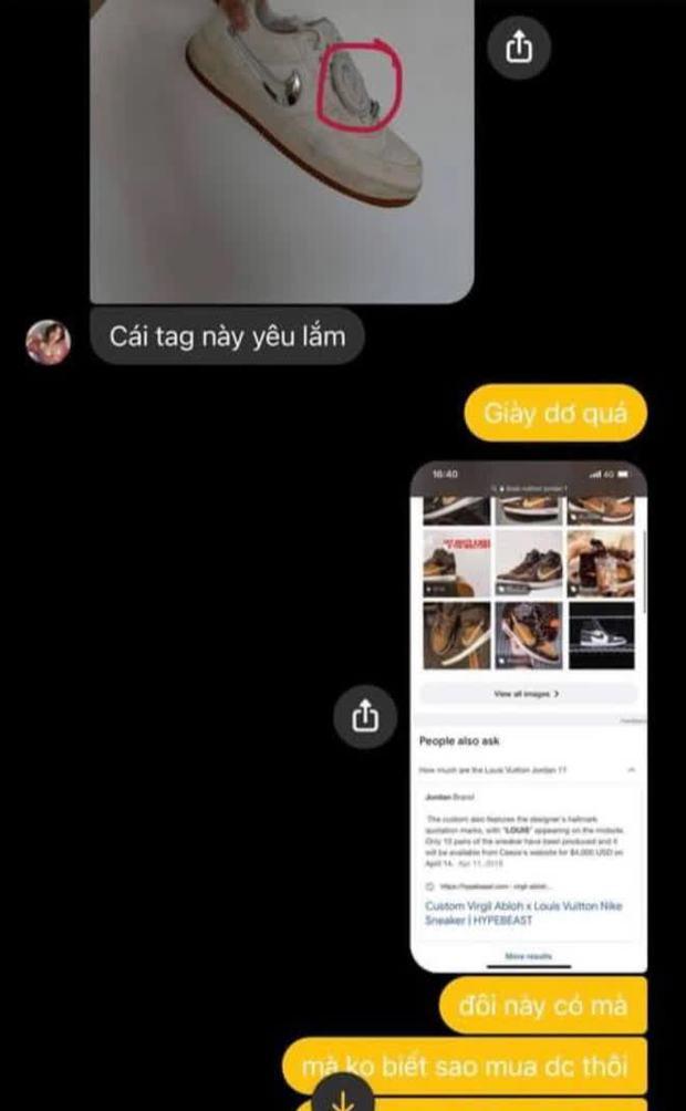 Karik đăng đoạn chat riêng tư với Miu Lê: Anh làm gì mà để đàng gái nói không yêu thương nổi, đòi chia tay thế này? - Ảnh 3.