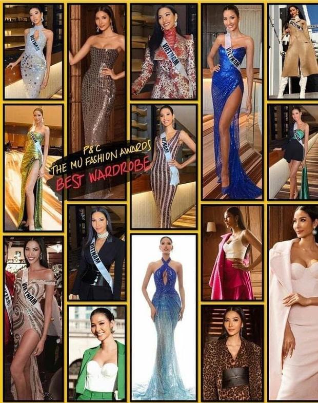 Hoàng Thùy chính thức lên tiếng khi bất ngờ bị lôi vào cuộc chiến trang phục Miss Universe với Khánh Vân - Ảnh 1.